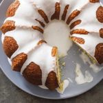 Greek Yoghurt Cake; made with olive oil, Greek yoghurt, and lots of lemon. It's sweet and delicious, without being heavy or stodgy.