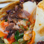 Authentic Greek Gyros; Greece's most iconic streetfood!