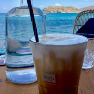 Frappé: Ice Coffee Heaven: a sip of heaven and the Greek isles