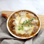 Soupe à L'oignon or French Onion Soup