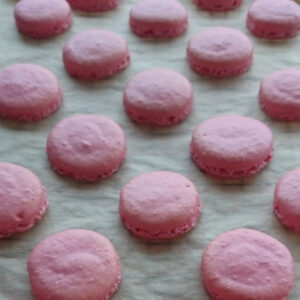 Macarons are easy to make at home!