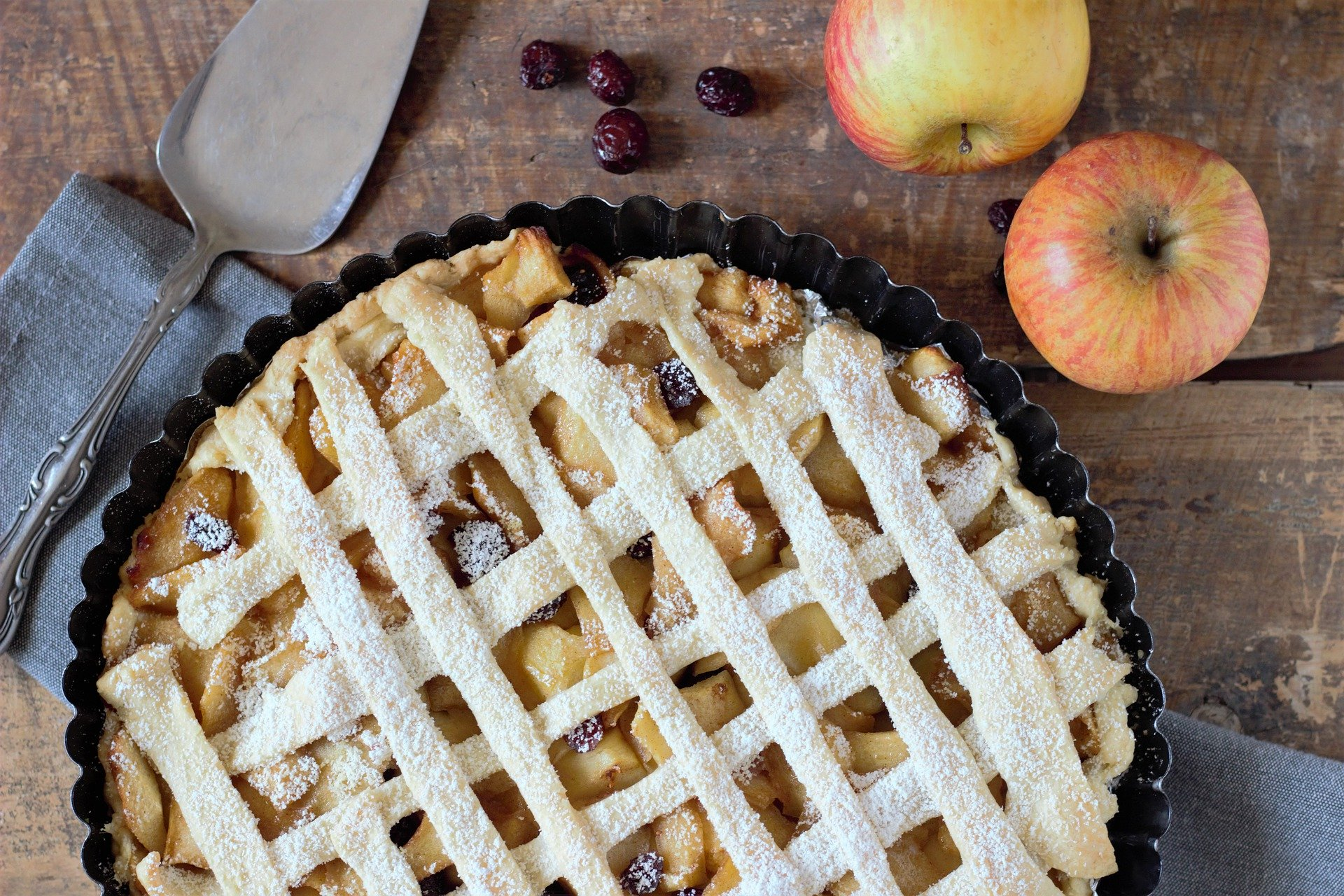 Apple Pie Autumn Perfection