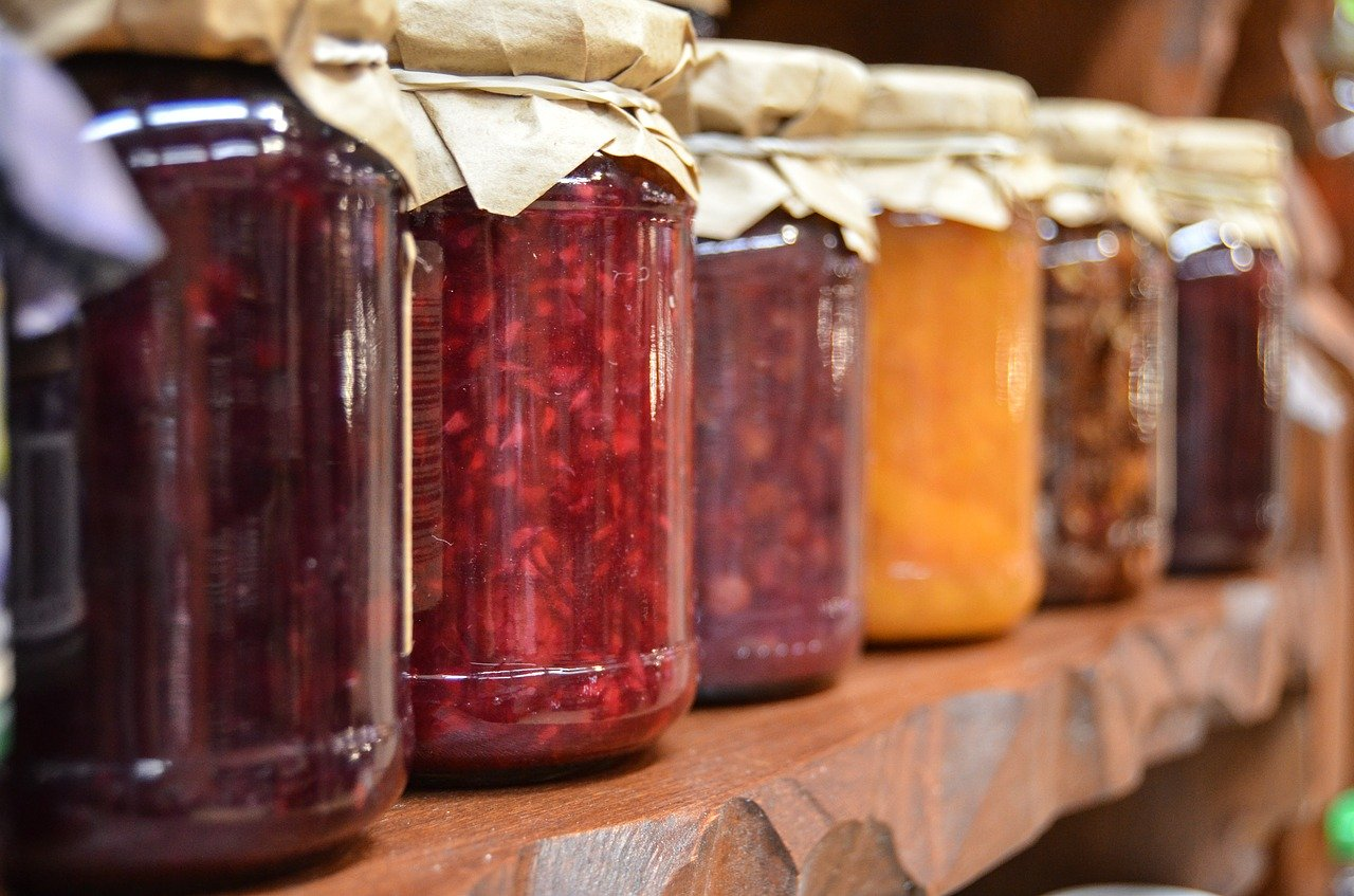 Preserving Fruit and Vegetables